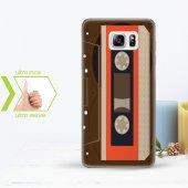Kişiye Özel Samsung Galaxy Note 5 İnce Şeffaf Silikon Telefon Kap