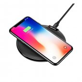 Baseus İx Siyah Wireless Hızlı Şarj Cihazı
