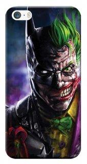 Iphone 5 5s Se Kılıf Silikon Baskılı Joker Stk 594