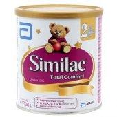Similac 2 Total Comfort Biberon Maması 360gr