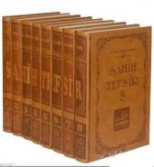 Sahih Tefsir 8 Cilt Takım Kolektif Daru S Sunne Yayınları