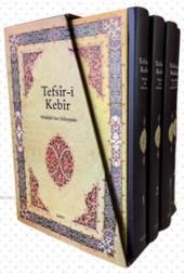 Tefsir İ Kebir (Orta Boy) Muk� Til Bin Süleyman İşaret Yayınları