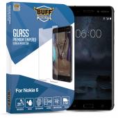 Buff Glass Nokia 6 Ekran Koruyucu Cam