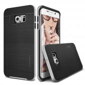 Verus Galaxy S6 Edge Plus High Pro Shield Kılıf Light Silver