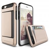 Verus İphone 6 6s Damda Clip Series Kılıf Shine Gold