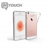 ıntouch İphone 5 5s Şeffaf Kılıf