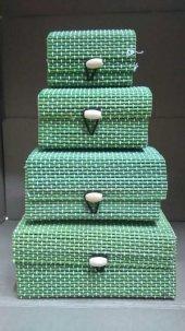 4lü Sandık Yeşil
