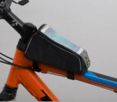 Xbyc 837 1 İmpertex Su Geçirmez Bisiklet Kadro Üstü Telefon Çanta