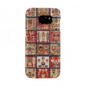 Wachikopa Samsung Galaxy S7 Kapak Maria El Yapımı Kilim Desenli K