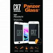 Panzer Glass Cam Ekran Koruyucu Privacy İphone 6 6s 7 8 Beyaz