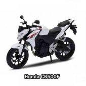 Honda Cb500f Motorsiklet 1.10 Ölçek