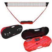 Avessa Ds 01002 Portatif Badminton Tenis Fileli Set