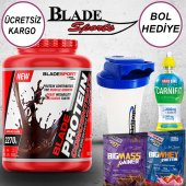 Blade Sport Whey Protein Concentrate 2270 Gr (4 Hediye)