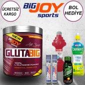 Bigjoy Glutabig 100 Glutamine Powder 300 Gr