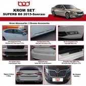 Skoda Superb B8 Krom Set 2015 Sonrası Bod