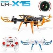 Lh X 15 Wi Fi Kameralı 2.4ghz Kumandalı Drone & Helikopter