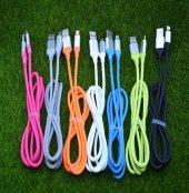 Elba Ec 20 Bağlantı Kablosu Micro 1mt Renkli
