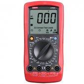 Unı T Ut 58c Dijital Multimetre 20a 750vac 20a 1000vdc