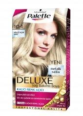 Palette Deluxe Saç Boyası 10.1 Küllü Açık Sarı