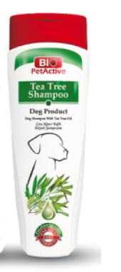 Pet Active Çay Ağaci Özlü Köpek Şampuani 400 Ml