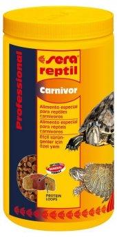 Sera Reptil Etçil Sürüngen Yemi Carnivor 1000 Ml 330gr