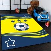 Fenerbahçe Taraftar Çocuk Odası Halısı