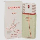 Ted Lapidus Pour Homme Sport Edt 100 Ml