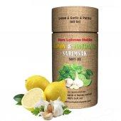 1 Kutu Limon Sarımsak Maydanoz 60 Softgel