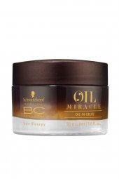 Saç Bakım Yağı Oil Miracle Oil In Gelee 50 Ml 4045787347623