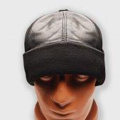 Erkek Kenarı Ribanalı Şapka