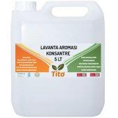Tito Lavanta Aroması Suda Çözünür 5 Lt