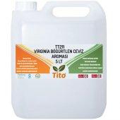 Tito Tt211 Virginia Böğürtlen Ceviz Aroması Suda Çözünür 5 Lt