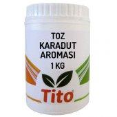 Tito Toz Karadut Aroması Suda Çözünür 1 Kg
