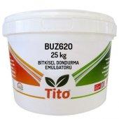 Tito Buz620 Bitkisel Dondurma Emülgatörü 25 Kg
