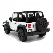 Model Araba 1 18 Ölçek 2014 Jeep Wrangler