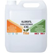 Tito S05 Klorofil (Suda Çözünür) 5lik 5 Kg