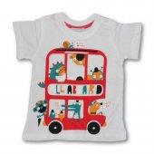 Otobüslü Erkek Çocuk Tshirt