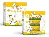 Sleepy Papatya Kokulu Islak Mendil 3 X 50 Adet