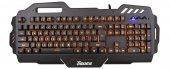Tigoes Ak7000 Mekanik Hisli Işıklı Gaming Oyuncu Klavye