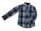 Tomurcuk Bebe Erkek Çocuk Karelii Gömlek
