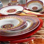Kütahya Porselen Mitterteich 12 Kişilik 8661 48 Prç Yemek Takımı