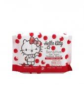 Disney Hello Kitty Islak Havlu 24lü