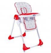 Maller Mondy Mama Sandalyesi Kırmızı