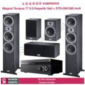 Magnat Tempus 77 Set + Sony Str Dn1080 5 + 0 Ev Sinema Sistemi