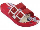 Gezer 9790 Çocuk Havuz Su Terliği Kırmızı