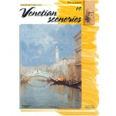 Leonardo Collection Desen Kitabı #14 Venetian Sceneries