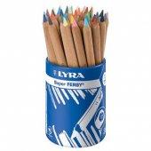 Lyra Super Ferby Nature Kuru Boya 36 Lı Pot (12 Renk X 2 Ad. + 12