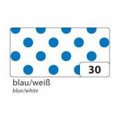 Folia Fotokarton Mavi Puanlı 50x70 Cm. 10 Tabaka