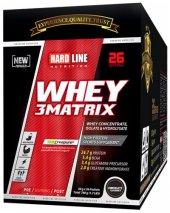 Hardline Whey 3matrix 780 Gr (30 Gr X 26 Adet)