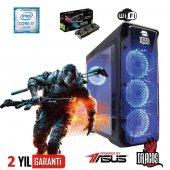 Dragos Intel İ7 7700 16gb Ram 1tb Hdd 6gb Gtx1060 Ekran Kartı Gaming Bilgisayar